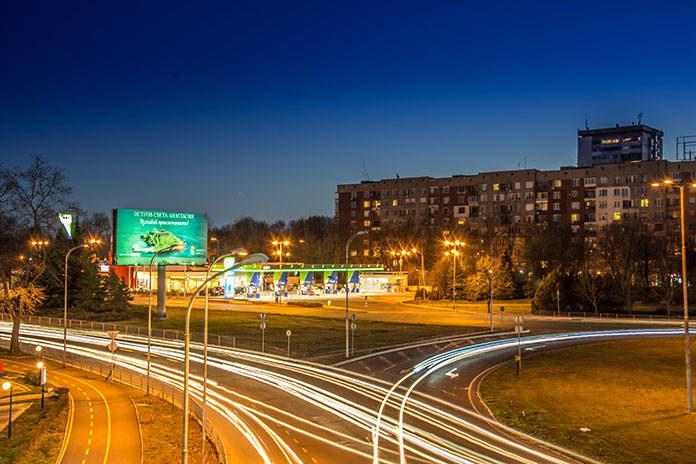 Jeśli reklama, to billboard, jeśli billboardach to w Poznaniu, jeśli w Poznaniu - to gdzie dokładnie?