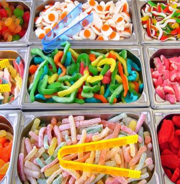 Automatyka przy produkcji słodyczy